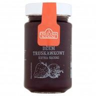 Owocowa Rozkosz Dżem truskawkowy extra słodki 280 g