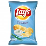 Lay's Fromage Chipsy ziemniaczane 80 g