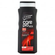 Luksja Care Pro Men Energy Żel pod prysznic 3w1 500 ml