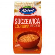 Melvit Soczewica czerwona 400 g