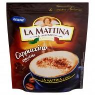 Gellwe La Mattina Napój kawowy Cappuccino o smaku czekoladowym 100 g