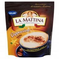 Gellwe La Mattina Napój kawowy Cappuccino o smaku waniliowym 100 g