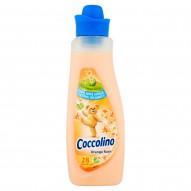 Coccolino Orange Rush Płyn do płukania tkanin koncentrat 1 l (28 prań)