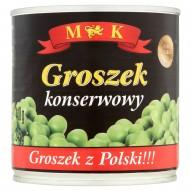 MK Groszek konserwowy 410 g
