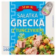 MK Sałatka grecka z tuńczykiem 160 g