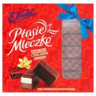 E. Wedel Ptasie Mleczko waniliowo-czekoladowe dekorowane 380 g