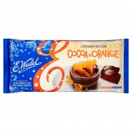 E. Wedel Cocoa & Orange Czekolada mleczna 290 g