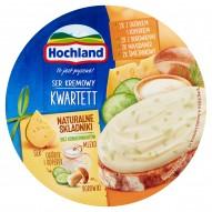 Hochland Ser kremowy w trójkącikach Kwartett 200 g
