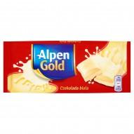 Alpen Gold Czekolada biała 90 g