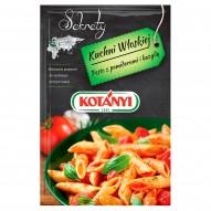 Kotányi Sekrety Kuchni Włoskiej Pesto z pomidorami i bazylią Mieszanka przypraw 20 g