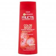 Garnier Fructis Color Resist Szampon wzmacniający do włosów farbowanych i z pasemkami 250 ml