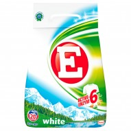 E White Proszek do prania 1,4 kg (20 prań)