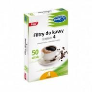 Stella Filtry do kawy nr 4 50 szt.