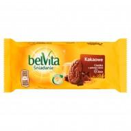 belVita Śniadanie Kakaowe Ciastka z pełnego ziarna 50 g