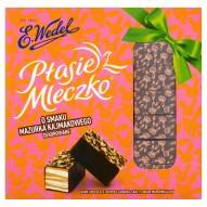 E. Wedel Ptasie Mleczko o smaku mazurka kajmakowego dekorowane 380 g
