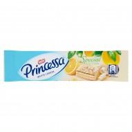 Princessa Wafel z kremem cytrynowym w białej czekoladzie 33 g