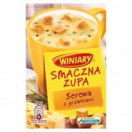 Winiary Smaczna zupa Serowa z grzankami 16 g